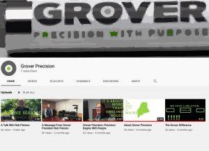 Grover Precision on YouTube