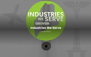 Industries Served by Grover Precision